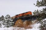 BNSF Coal Load
