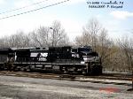 NS 9809    C40-9W    04/09/2006