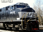 NS 9809   C40-9W     04/09/2006