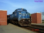 NS 8378   C40-8W   04/25/2006
