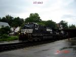 NS 9249   C40-9W     NS 9523   C40-9W    06/27/2006