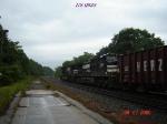 NS 9249   C40-9W  Lead    NS 9523   C40-9W     06/27/2006