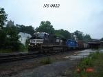 NS 9922 C40-9W     GMTX 2621   GP38-2    07/05/2006