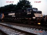 NS 9618   C40-9W    04/25/2006