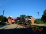 NS 9676   C40-9W    08/16/2006