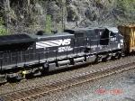 NS 9353  C40-9W  May 04, 2007