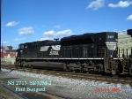 NS 2717   SD70M-2      10/29/2006