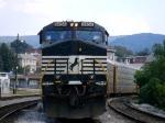 NS 9454    C40-9W       08/23/2005