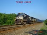 NS 9260  07/17/2006   C40-9W