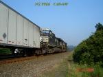 NS 9966   C40-9W   07/18/2006