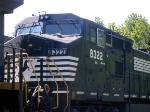 NS  8322     C40-8W         08-24-2005