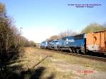NS 5404  SD50   04/20/2006