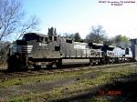 NS 9357  C40-9W   04/20/2006