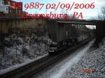 NS 9887   C40-9W       02/09/2006