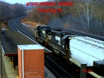 NS 6694     SD60    Trailing Unit        01/11/2005