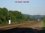 NS 9260  C40-9W  07/17/2006