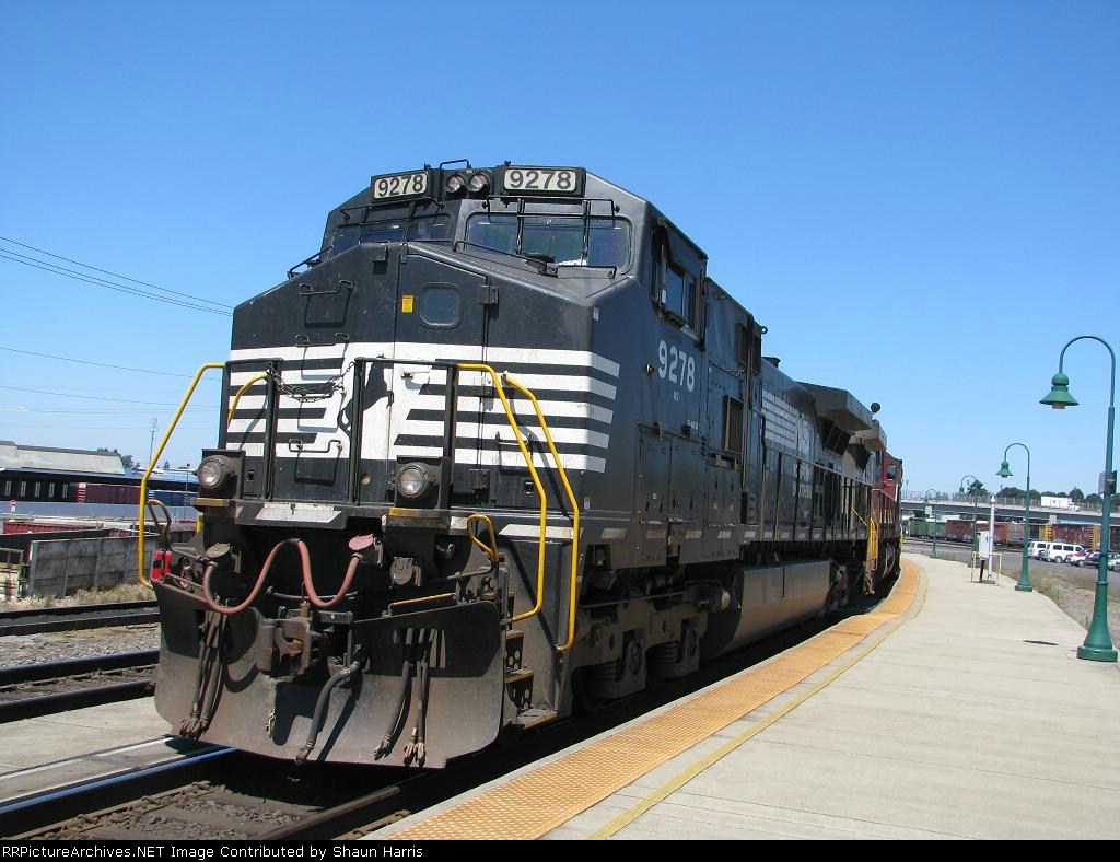 NS9278 In Vancouver WA.