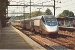 Eastbound Acela Express