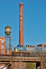 CSX and Lucky Strike