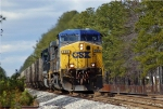 T165 heads for Newport News