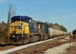 E504 slows for Fulton Yard limits