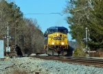 T224 heads for Newport News