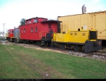 Plymouth 15 ton, caboose, and other Critters