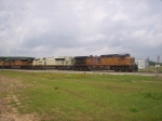 UP 5930 (AC44CWCTE), Unpainted 8379 (SD70ACe)