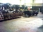Trucks Locomotives U20C