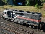 Guilford #333 (Ex-Conrail #3254) )