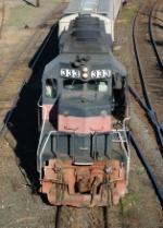 Guilford #333 (Ex-Conrail #3254)