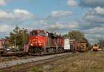 CN 2244 on it's way to Saint John