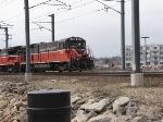 P & W freight