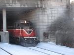 P & W Coal train