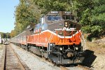 P&W Passenger train