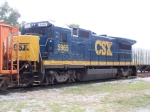 CSX 5965 YN3 (ex-NS/CR)