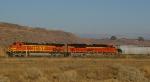 BNSF 4053 West