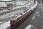 Conrail Express train