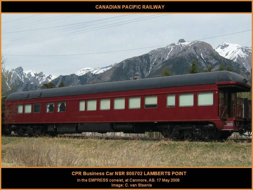 "NSRX 800702 ""Lamberts Point"""