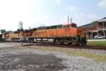 BNSF 5829(NS 734)