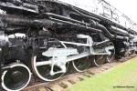 UP 4018 4-8-8-4 'Big Boy' running gear