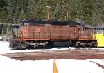 McCloud Railway # 38