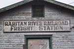 RRRR Freight Station
