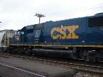CSX 8607