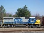 CSX GP40-2 6465