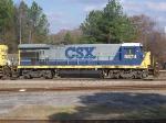 CSX B30-7 5574