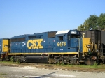 CSX 6478 On CSX Y 101- 17 At New River Yd