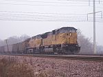 Wheatfield coal train