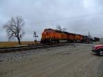 BNSF 7615
