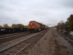 BNSF 7496